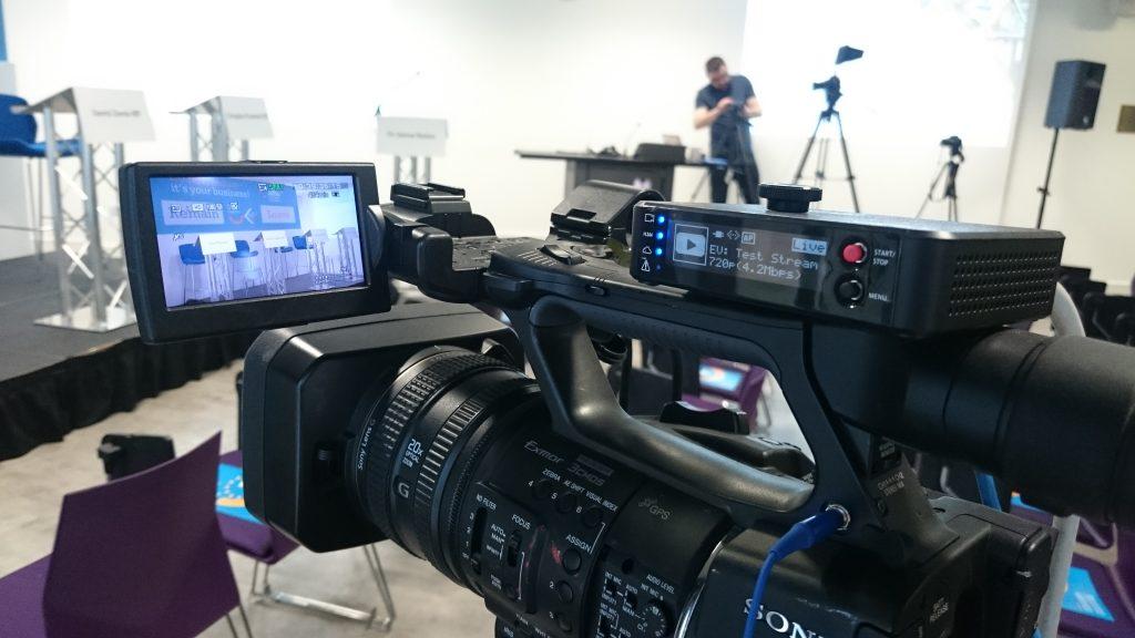 eu debate live filming